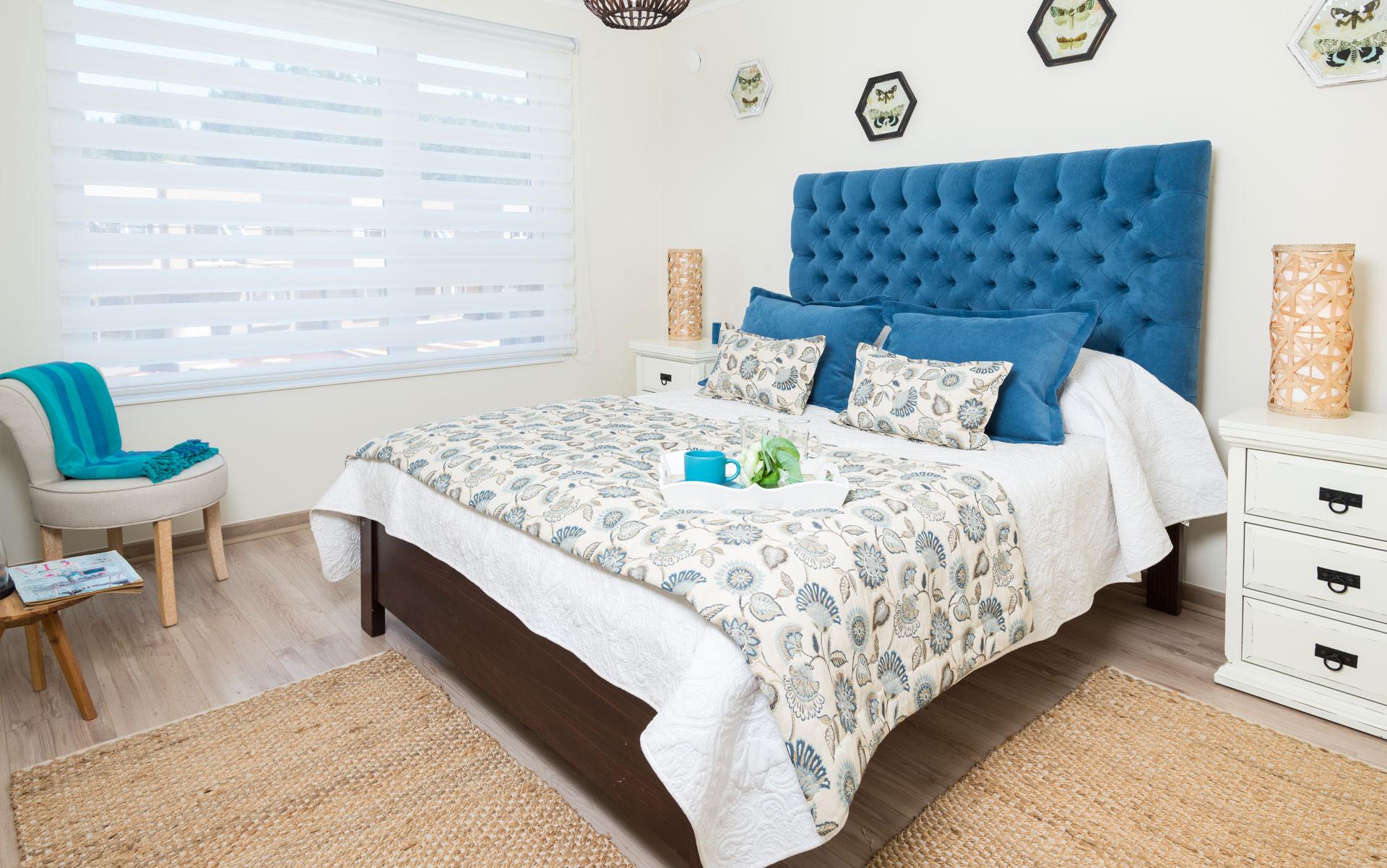 dormitorio principal condominio versalles