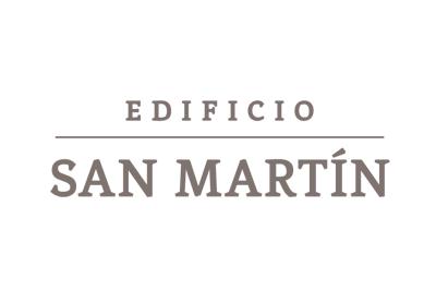logo edificio san martin