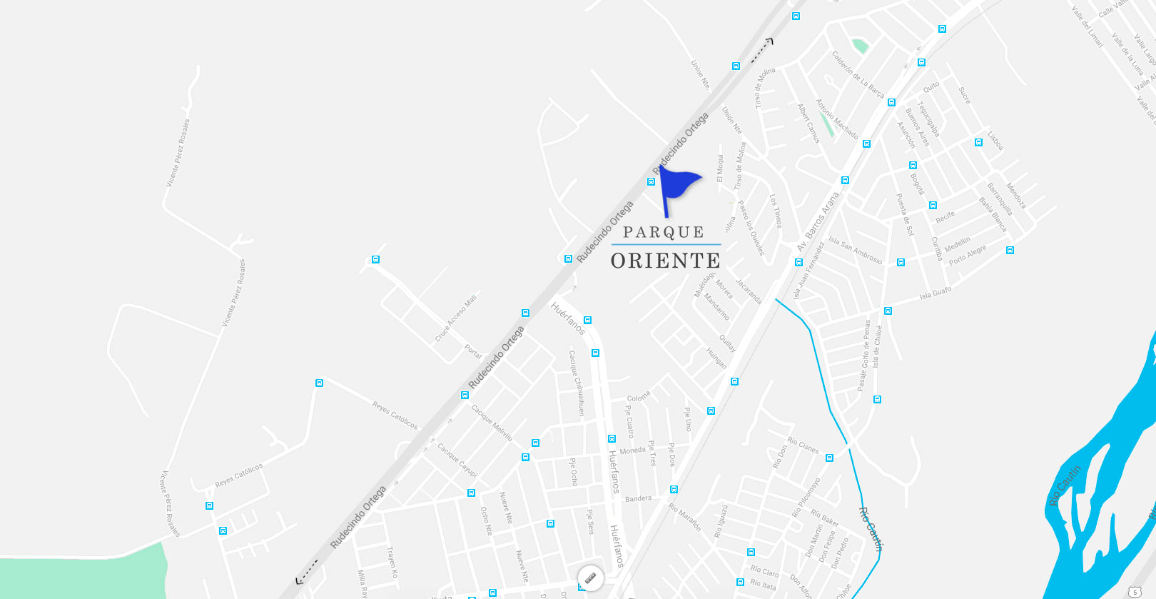 Condominio-Parque-Oriente-avance-Mapa